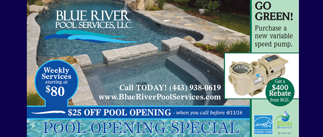 Swimming Pool Repair Opening Closing Maintenance Forest Hill Bel Air Md Blue River Pool